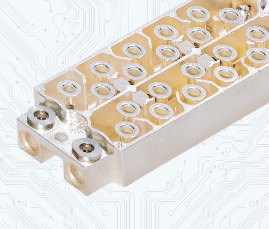 Miniaturized filter of 5G base station